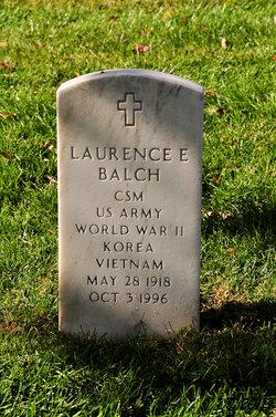 Laurence E Balch