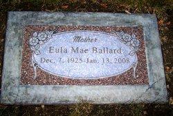Eula Mae <i>Smoot</i> Ballard