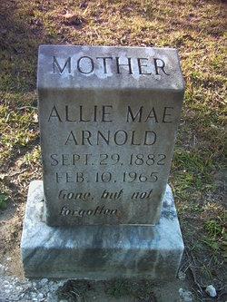 Allie Mae <i>Humphrey</i> Arnold