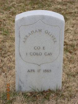 Abraham Oliver
