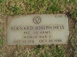 Bernard Joseph Hess