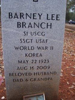 Barney L. Branch