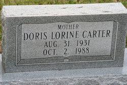Doris Lorine Carter