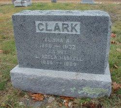 Lydia Adela <i>Haskell</i> Clark