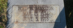 Boyd Hoyt Bankston