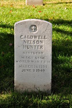 Caldwell Nelson Hunter