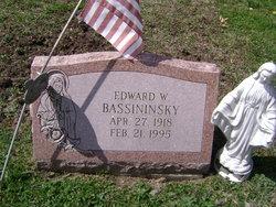 Edward W. Bassininsky
