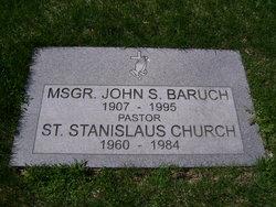 John S. Baruch