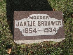 Jantje Jane <i>Schumaker</i> Brouwer