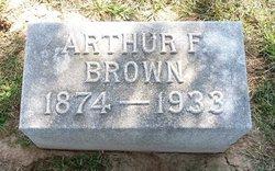 Arthur F. Brown