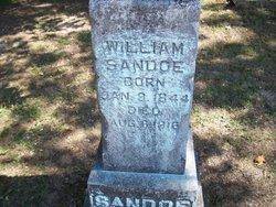 William Sandoe