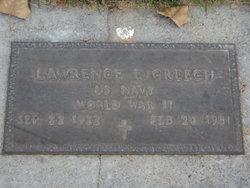 Lawrence Edward Eddy Creech