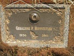 Geraldine Patsy Huffstetler