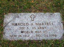 Harold Martell
