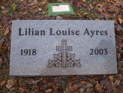 Lillian Louise Ayers