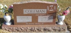 Thomas F Coleman, Jr