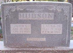 John C Hudson