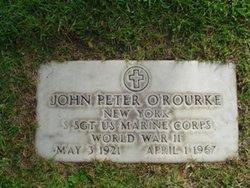 John Peter O'Rourke