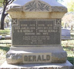 Omega <i>Nelson</i> Gerald
