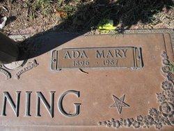 Ada Mary Benning