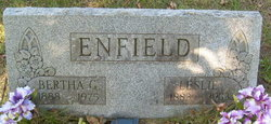 Bertha G. Enfield