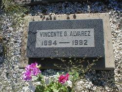 Vincente George Alvarez