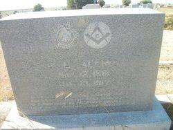Joseph Larkin Allred
