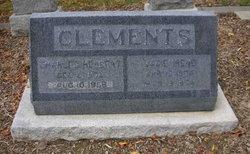 Charles Herbert Clements