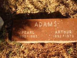 Pearl <i>Betts</i> Adams