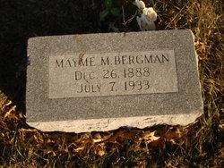 Mayme M Bergman