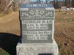 Theorhlus Blair