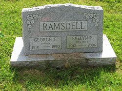 Evelyn <i>Fountain</i> Ramsdell