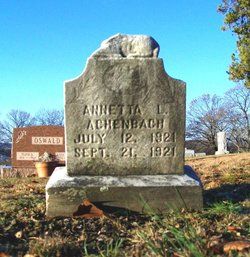 Annetta L. Achenbach