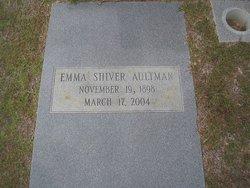 Emma <i>Shiver</i> Aultman