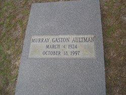 Murray Gaston Aultman