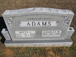 Betty S Adams