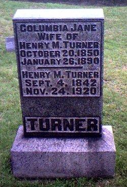 Columbia Jane <i>Tolbert</i> Turner