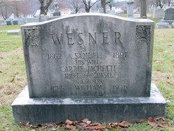 Carrie <i>Jachetti</i> Wesner