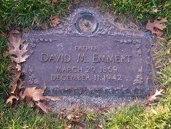 David M Emmert
