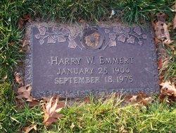 Harry W Emmert