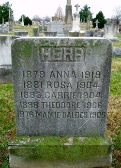 Maria Sue Mamie <i>Herp</i> Baldes