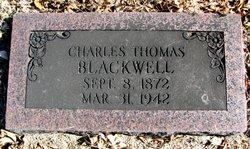 Charles Thomas Blackwell