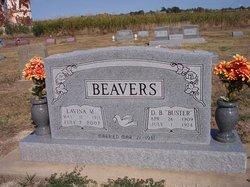D B Buster Beavers