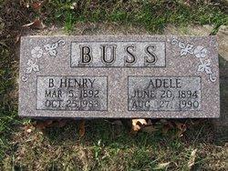 B Henry Buss