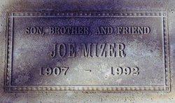 Harold R. Joe Mizer