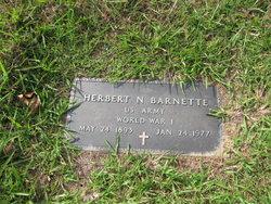 Herbert Newton Barnette