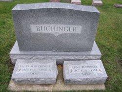 Laura M <i>Buetow</i> Buchinger
