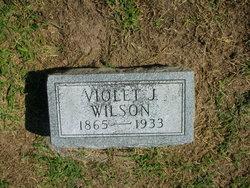 Violet J. <i>Arnold</i> Wilson