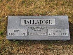 Clara B Ballatore