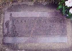 Anna Katherine Kate <i>Martes</i> Moore
